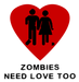 zombies need love too - zombies icon