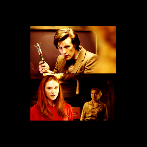 Eleventh Doctor And Amy Pond thumb
