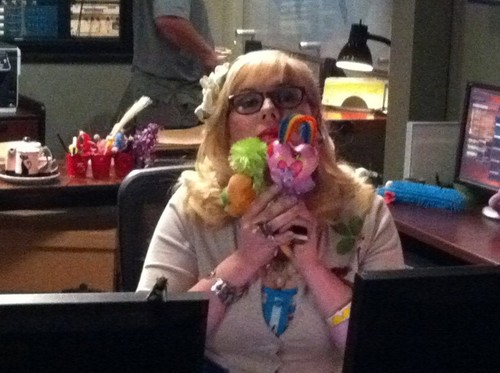 """""""Ms. Vangsness and her posse!"""""""