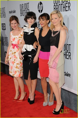 'Our Idiot Brother' Premiere!