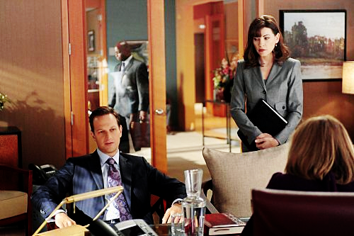'The Good Wife' Season 3- Episode Stills