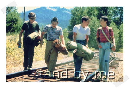 {my favorite movies ever] // Stand By Me