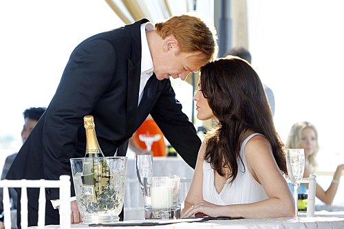 CSI: Miami wallpaper containing a business suit, a dinner table, and a brasserie titled 10.01-Countermeasures-Promo