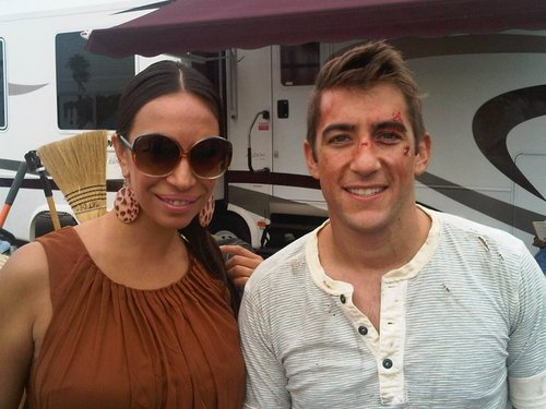 10.03-Blown Away-Set Pictures  - csi-miami Photo
