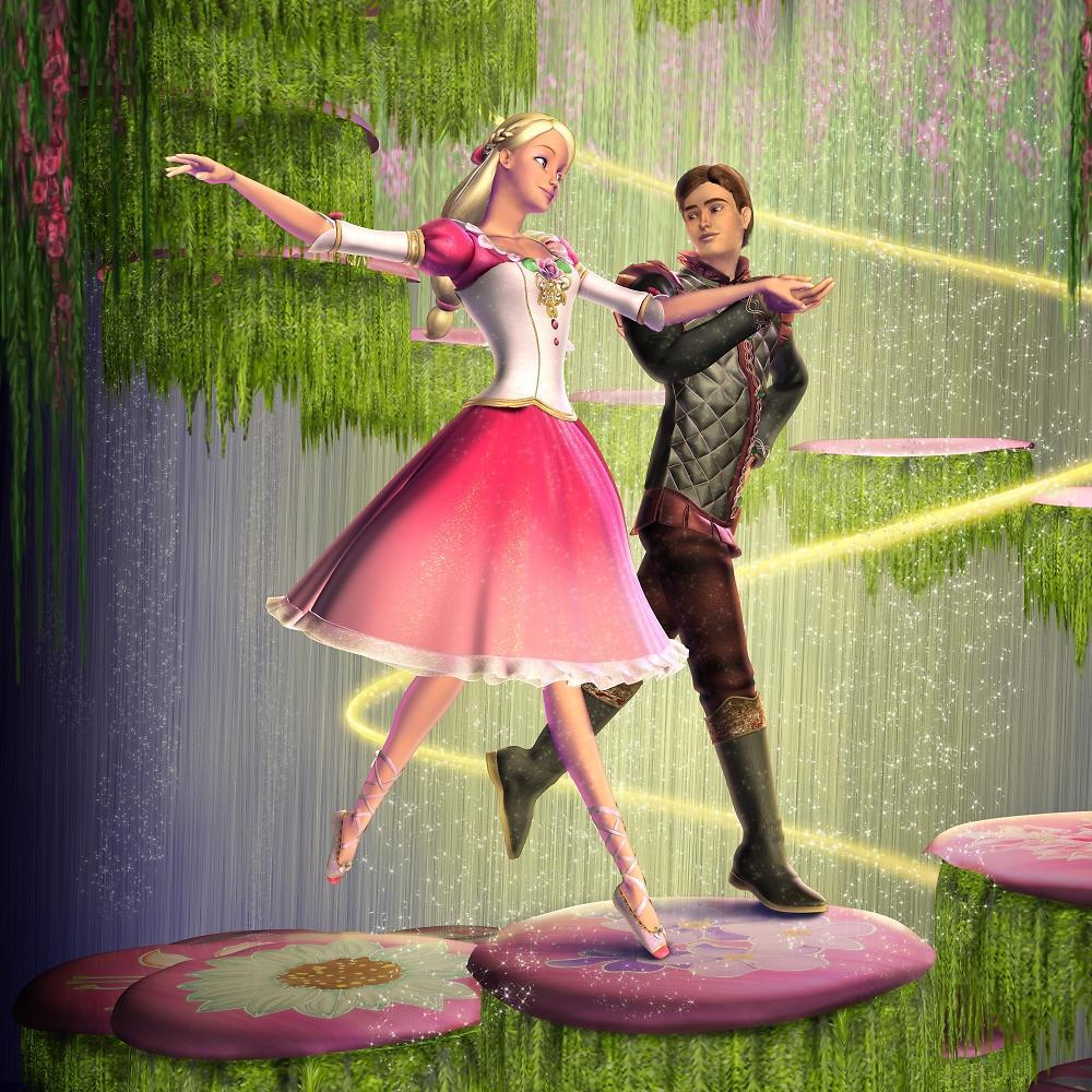 12 dancing princesses stills barbie movies photo 24680131 fanpop - Barbie and the 12 princesses ...