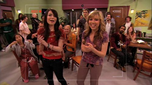 iCarly 바탕화면 titled 4x14 - iLost My Mind
