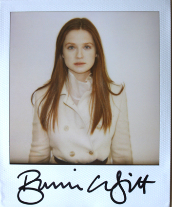 Bonnie Wright wallpaper with a portrait called ASOS (September 2010)