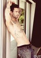 Adam Levine: Photoshoot for &quot;Out&quot; Magazine - maroon-5 photo