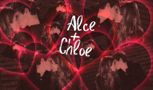 Alce and Chloe fan art
