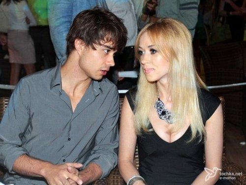"Alex was in the jury of ""Miss pantai Ukraine 2011 ;)"