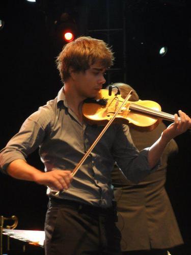 Alexander in Stockholm Kulturfestival :) 18/8/2011