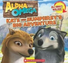 Alpha and Omega Book(two sided)
