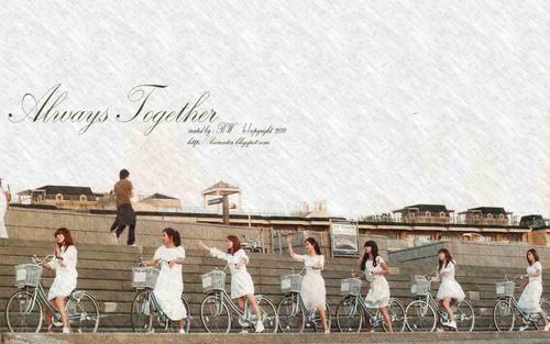 Always Together 9