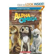 An Alpha and Omega book (jr novel)