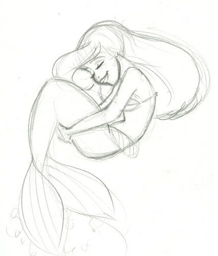 Ariel ❤ The Little Mermaid