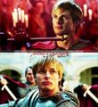 Arthur the crown-prince