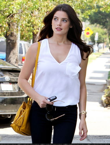 August 18 - Running Errands in Los Angeles