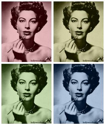 Ava Gardner por Lady Hollywood