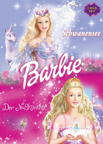 Barbie Movies DVD Ballet Set