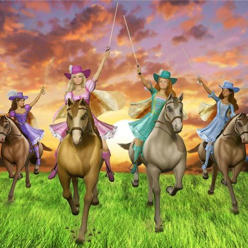 Barbie and The Three Musketeers - Official Stills
