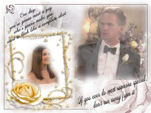 Barney & Robin images Barney & Robin / Wedding HD wallpaper and background photos
