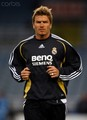 Becks Real Madrid <3