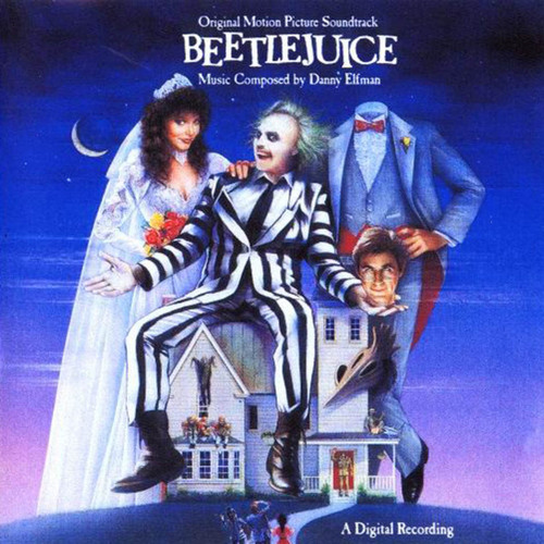 Beetlejuice: The Movie Hintergrund containing Anime titled Beetlejuice