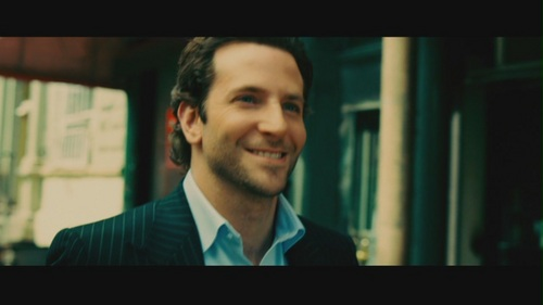 """Bradley Cooper wallpaper with a business suit titled Bradley Cooper in """"Limitless"""""""