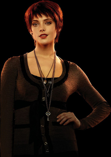 Alice Cullen wallpaper probably containing an outerwear titled Breaking Dawn part 1 promo