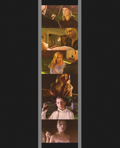Buffy Through the Years