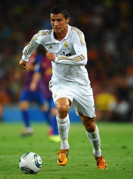 Cristiano ronaldo soccer cleats 2012