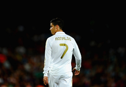 C.ROnaldo in Suer Cup 2nd leg (RMA vs FCB)