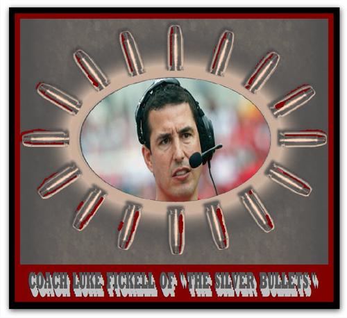 fútbol del estado de Ohio fondo de pantalla called COACH LUKE FICKELL