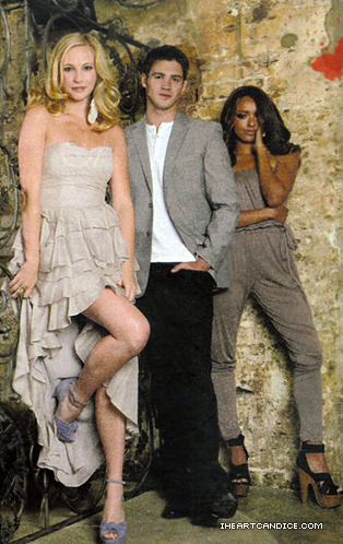 Candice, Steven and Kat in 'OK Magazine' August 15th 2011!