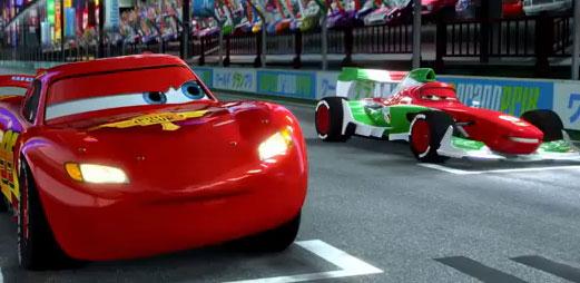 Disney pixar cars 2 cars 2