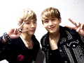 Chnji and Nickhun - men-of-kpop photo