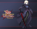 fate-stay-night - Dark Saber wallpaper