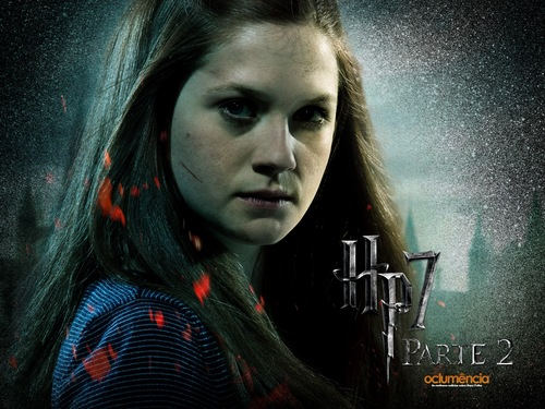 Deathly Hallows Part II Official kertas-kertas dinding