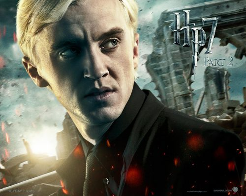 Harry Potter And The Deathly Hallows Part 2 karatasi la kupamba ukuta titled Deathly Hallows Part II Official karatasi za kupamba ukuta