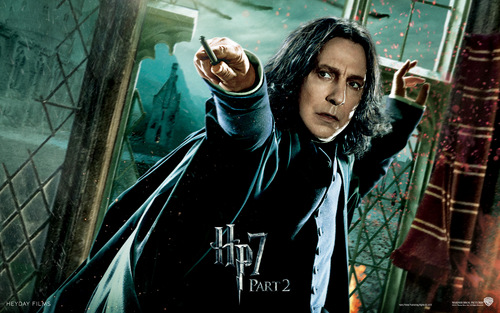Deathly Hallows Part II Official karatasi za kupamba ukuta