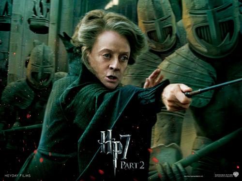 Deathly Hallows Part II Official các hình nền