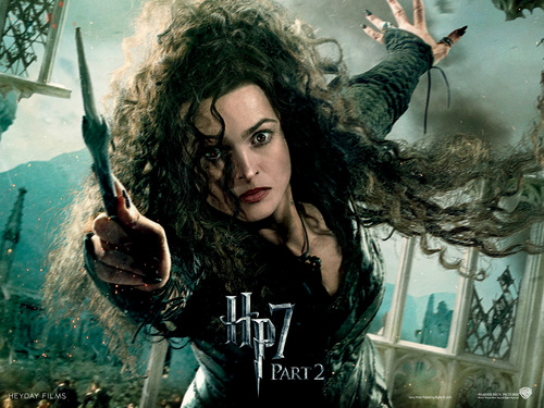 Deathly Hallows Part II Official Wallpapers
