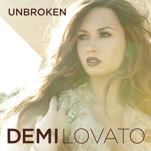 Demi Lovato UNBROKEN Cover #920 ;)