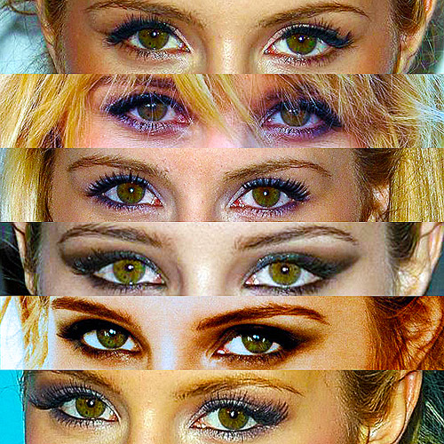 Dianna's eyes ♥