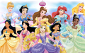 Disney Princess Group - disney-princess wallpaper