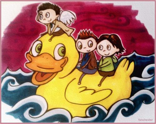Ducknation!