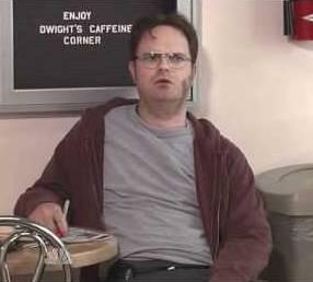 Dwight!