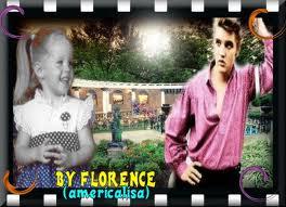 Elvis and Lisa...♥