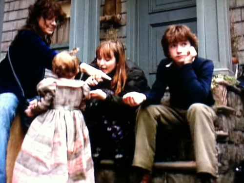 Emily Browning, Liam Aiken, and Shelby o Kara Hoffman