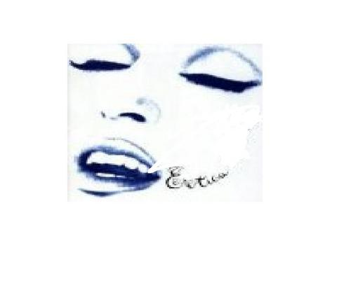 Erotica the album cover